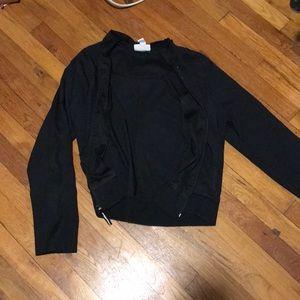 Breathable windbreaker jacket